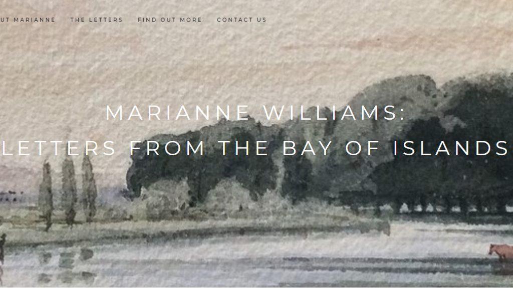 marianne williams