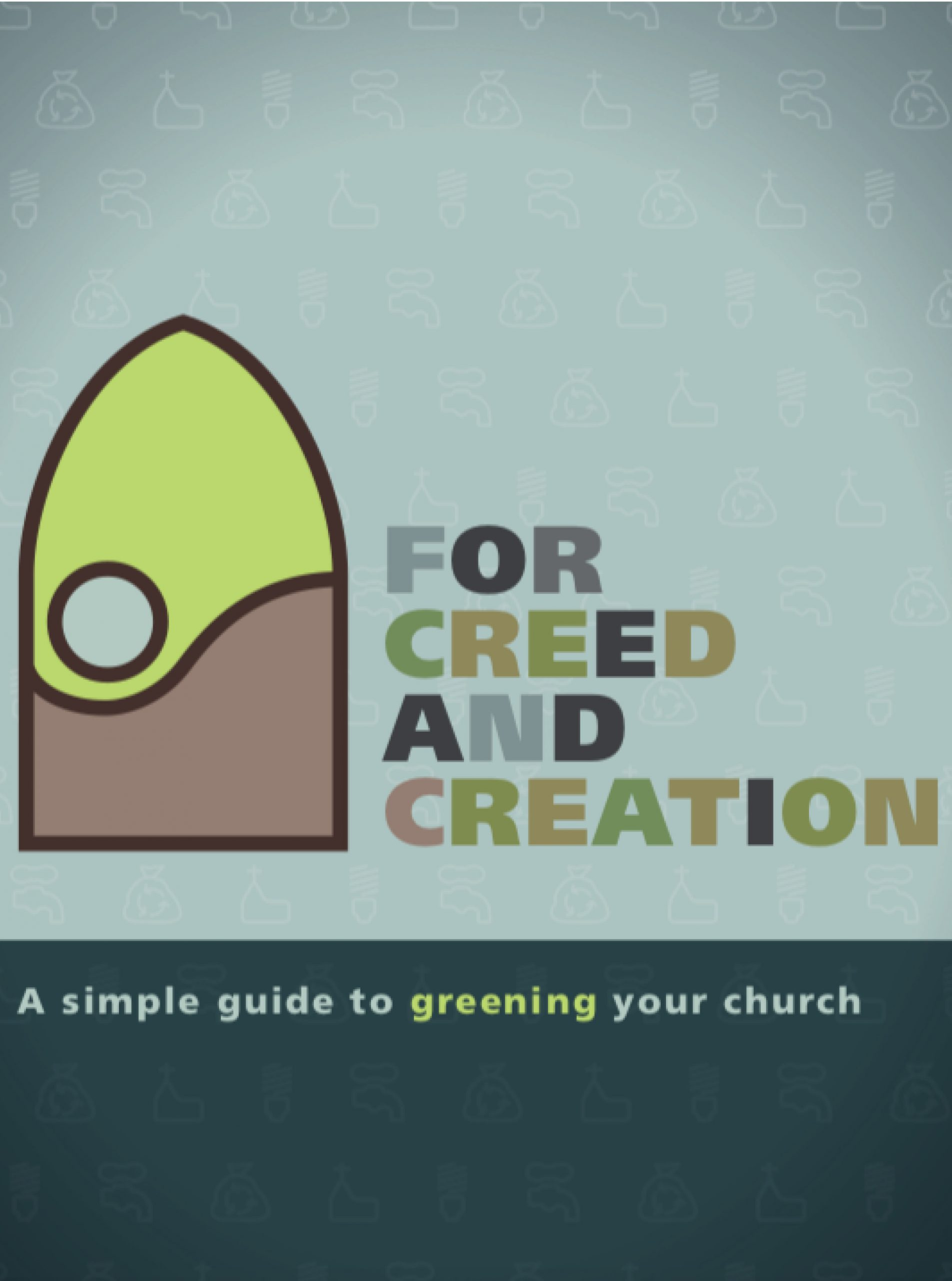 For creed and creation