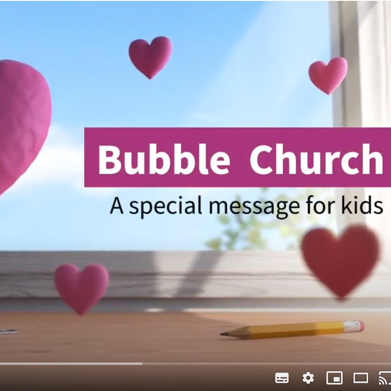 bubble church