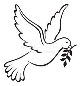 4364427-dove-symbol-of-peace-on-earth